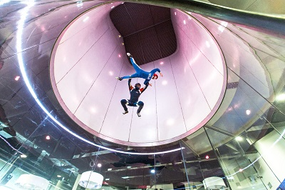 Indoor Skydive High Flyer